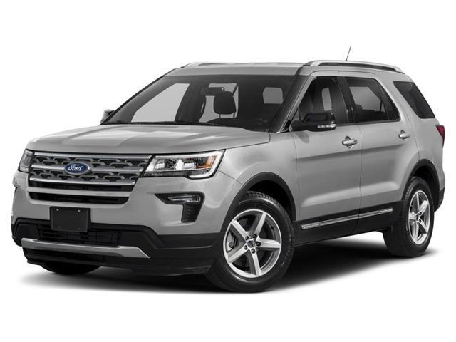 2019 Ford Explorer Platinum (Stk: 1022A) in Tilbury - Image 1 of 9