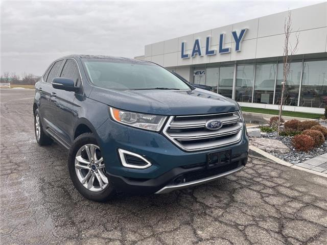 2016 Ford Edge SEL (Stk: 27202A) in Tilbury - Image 1 of 20