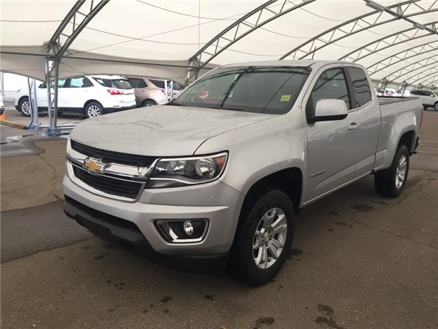 2018 Chevrolet Colorado LT (Stk: 156861) in AIRDRIE - Image 1 of 19