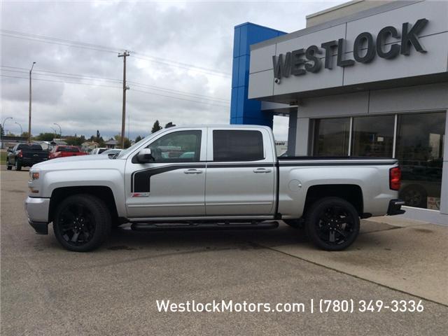 2018 Chevrolet Silverado 1500  (Stk: 18T22) in Westlock - Image 2 of 26