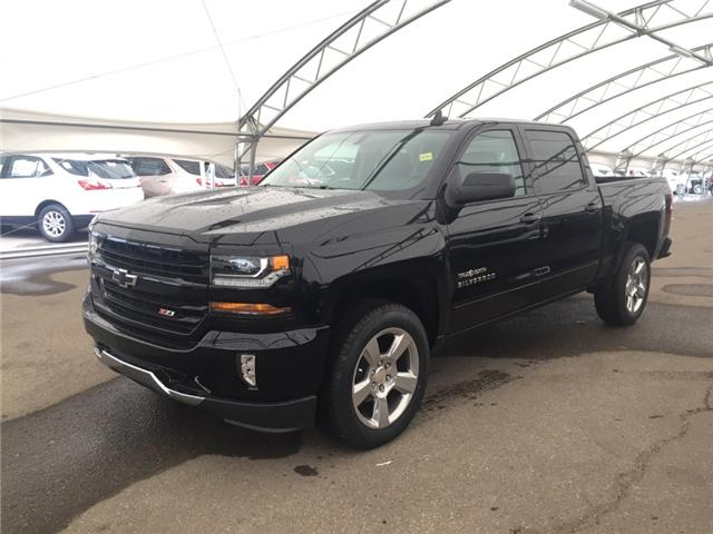 2018 Chevrolet Silverado 1500  (Stk: 157501) in AIRDRIE - Image 1 of 19