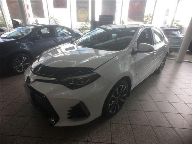2018 Toyota Corolla SE (Stk: 965217) in Brampton - Image 1 of 5
