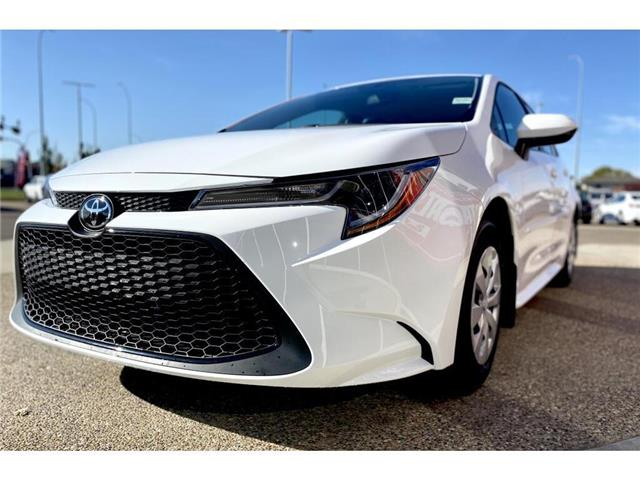2021 Toyota Corolla LE (Stk: BP3747) in Medicine Hat - Image 1 of 18