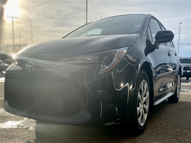 2021 Toyota Corolla LE (Stk: BP1793) in Medicine Hat - Image 1 of 20