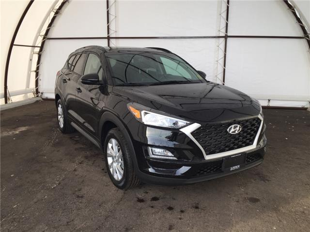 2021 Hyundai Tucson Preferred w/Sun & Leather Package (Stk: 17115) in Thunder Bay - Image 1 of 21