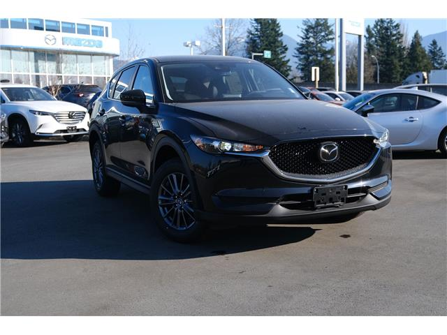 2021 Mazda CX-5 GS (Stk: 21M029) in Chilliwack - Image 1 of 27