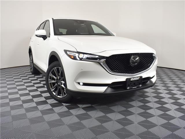 2021 Mazda CX-5 Signature (Stk: 21M098) in Chilliwack - Image 1 of 29