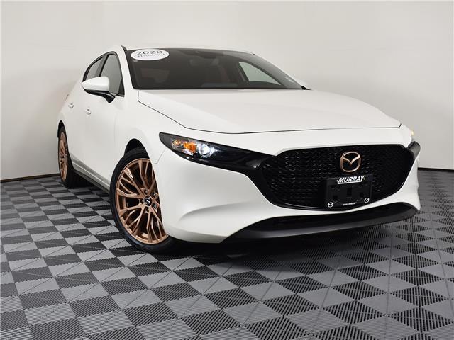 2020 Mazda Mazda3 Sport GX (Stk: 20M105) in Chilliwack - Image 1 of 25