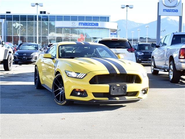 2016 Ford Mustang GT (Stk: 21M039A) in Chilliwack - Image 1 of 29