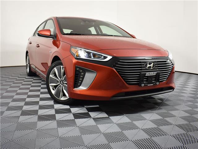 2019 Hyundai Ioniq Hybrid Ultimate (Stk: 21M118A) in Chilliwack - Image 1 of 29
