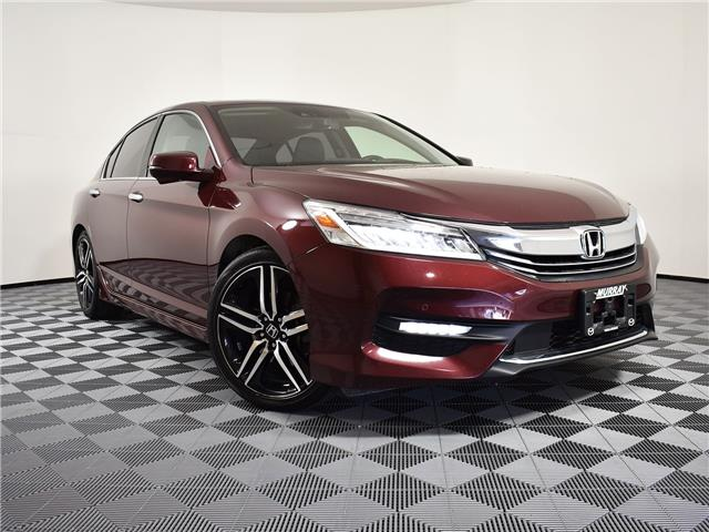 2017 Honda Accord Touring V6 (Stk: B0493) in Chilliwack - Image 1 of 28