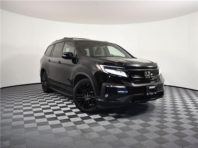 2019 Honda Pilot Black Edition (Stk: 21M021A) in Chilliwack - Image 1 of 29