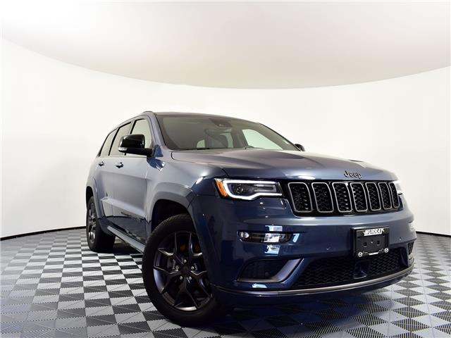 2020 Jeep Grand Cherokee Limited (Stk: 21M074A) in Chilliwack - Image 1 of 27