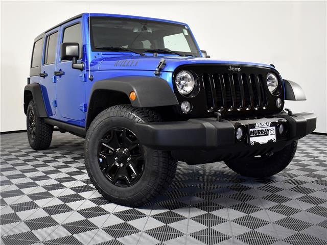 2015 Jeep Wrangler Unlimited Sport (Stk: B0534) in Chilliwack - Image 1 of 26