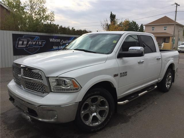 2015 RAM 1500 Laramie (Stk: 11539) in Fort Macleod - Image 1 of 26