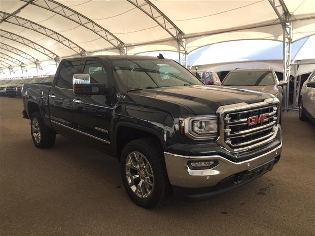 2018 GMC Sierra 1500 SLT (Stk: 157364) in AIRDRIE - Image 1 of 23