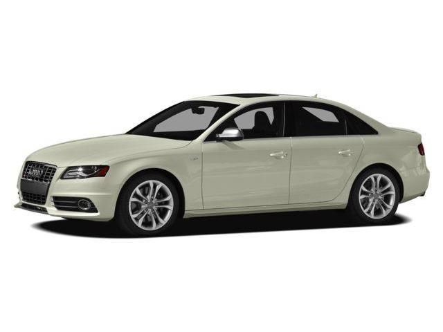 2011 Audi S4 3.0 Premium (Stk: A7868A) in Ottawa - Image 1 of 1