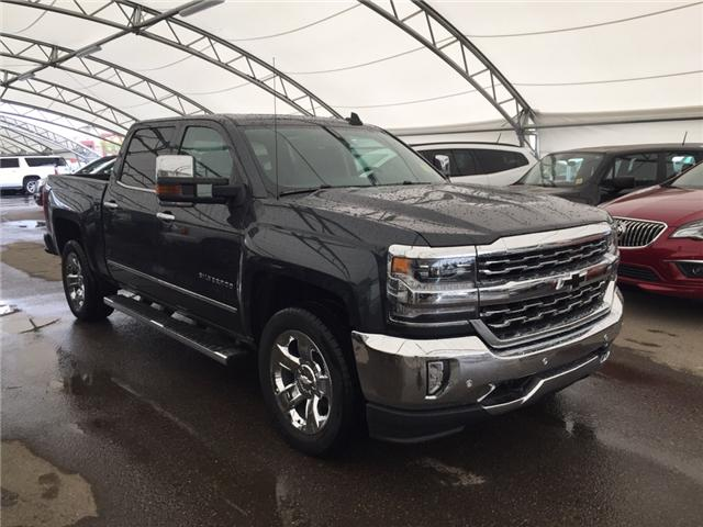 2018 Chevrolet Silverado 1500  (Stk: 157194) in AIRDRIE - Image 1 of 23