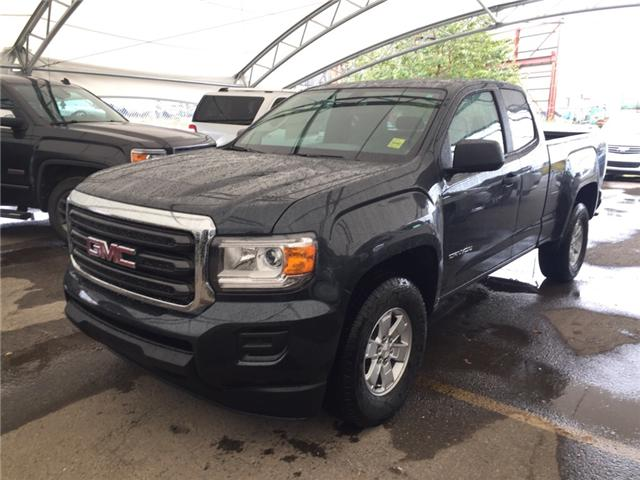 2018 GMC Canyon Base (Stk: 158007) in AIRDRIE - Image 1 of 19