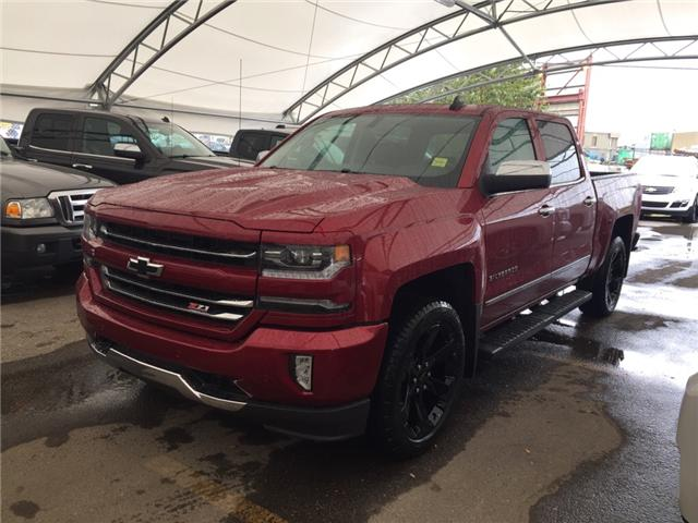 2018 Chevrolet Silverado 1500  (Stk: 157369) in AIRDRIE - Image 1 of 24