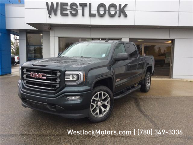2018 GMC Sierra 1500 SLT (Stk: 18T26) in Westlock - Image 1 of 27
