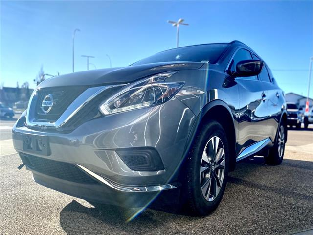 2018 Nissan Murano S (Stk: BW5656A) in Medicine Hat - Image 1 of 19