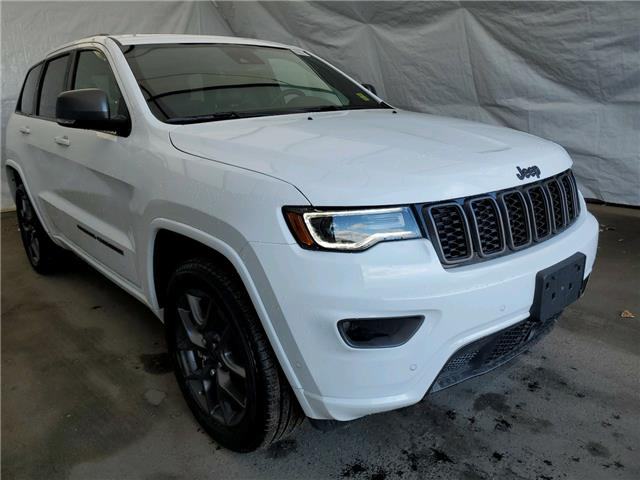 2021 Jeep Grand Cherokee Limited (Stk: 211049) in Thunder Bay - Image 1 of 16