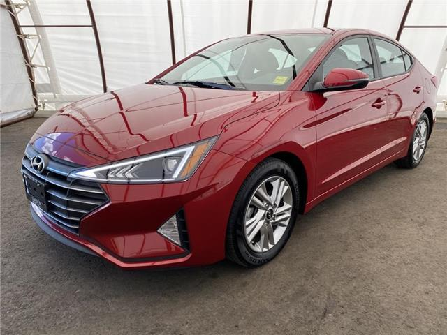 2019 Hyundai Elantra Preferred (Stk: 15981D) in Thunder Bay - Image 1 of 15