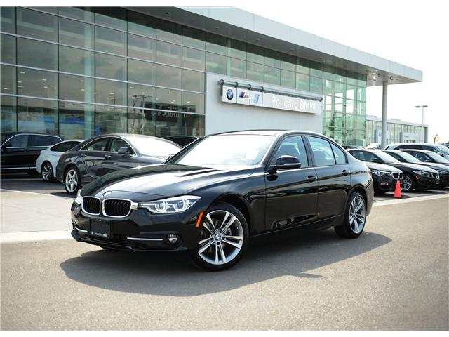 2018 BMW 328d xDrive (Stk: 8898170) in Brampton - Image 1 of 12
