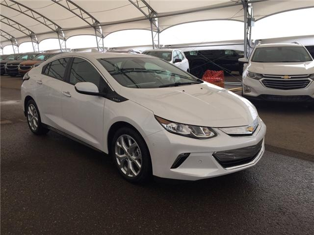 2018 Chevrolet Volt Premier (Stk: 157499) in AIRDRIE - Image 1 of 24