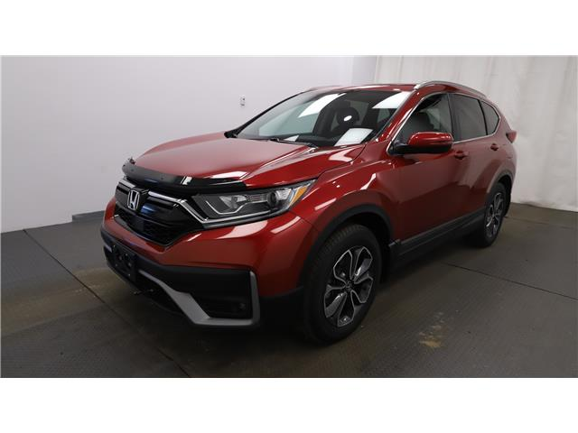 2020 Honda CR-V EX-L (Stk: B2537) in Lethbridge - Image 1 of 28