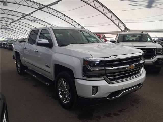 2018 Chevrolet Silverado 1500 High Country (Stk: 157502) in AIRDRIE - Image 1 of 23