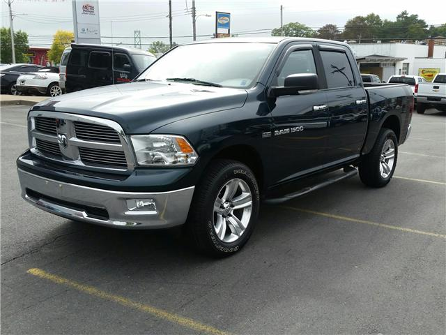 2011 RAM 1500 SLT Crew Cab 4WD (Stk: p17-190) in Dartmouth - Image 1 of 8
