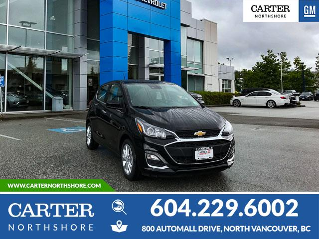 2020 Chevrolet Spark 2LT CVT (Stk: P12950) in North Vancouver - Image 1 of 13