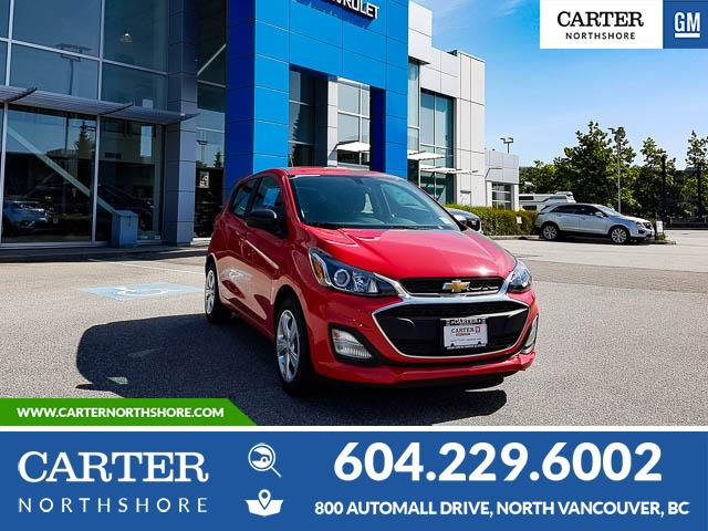 2020 Chevrolet Spark LS Manual (Stk: P10590) in North Vancouver - Image 1 of 13