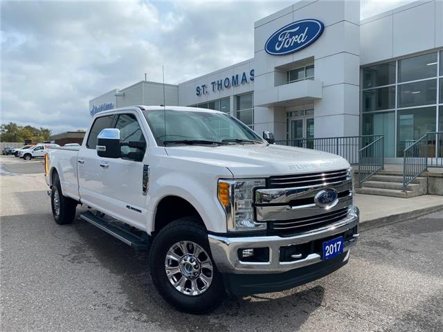 2017 Ford F-350 Lariat (Stk: T0524B) in St. Thomas - Image 1 of 30