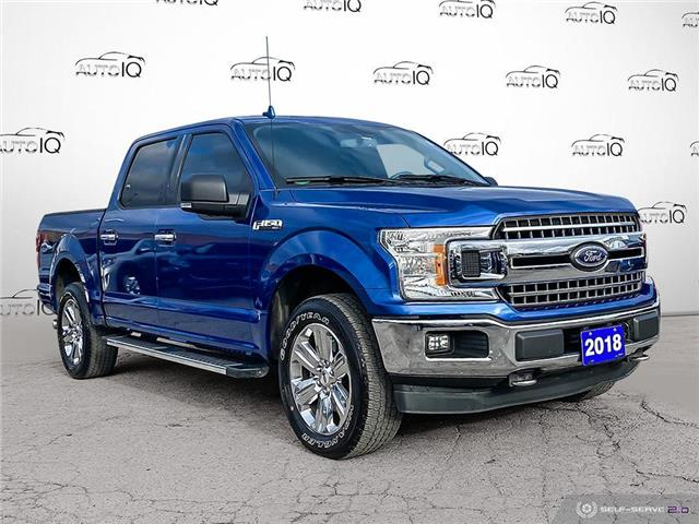 2018 Ford F-150 XLT (Stk: T0670A) in St. Thomas - Image 1 of 30