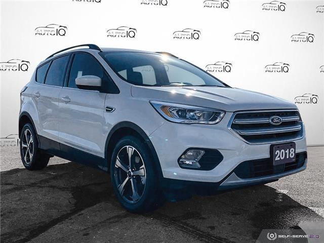 2018 Ford Escape SEL (Stk: T0723A) in St. Thomas - Image 1 of 29