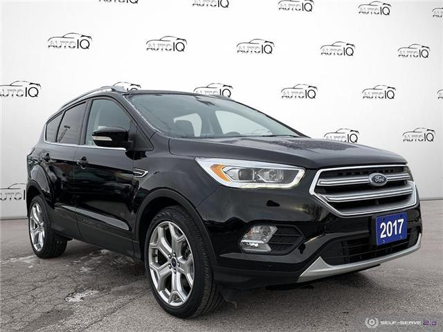 2017 Ford Escape Titanium (Stk: S0711A) in St. Thomas - Image 1 of 30