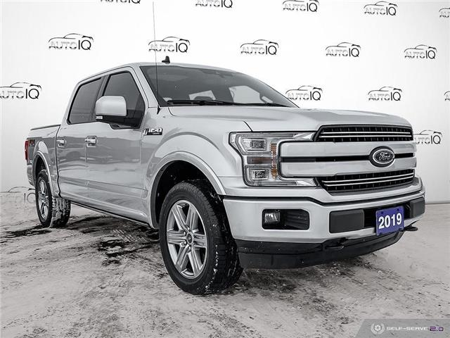 2019 Ford F-150 Lariat (Stk: S1057A) in St. Thomas - Image 1 of 30