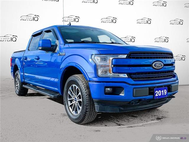 2019 Ford F-150 Lariat (Stk: 0774A) in St. Thomas - Image 1 of 30