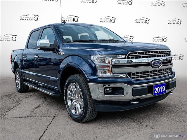 2019 Ford F-150 Lariat (Stk: 1195A) in St. Thomas - Image 1 of 30