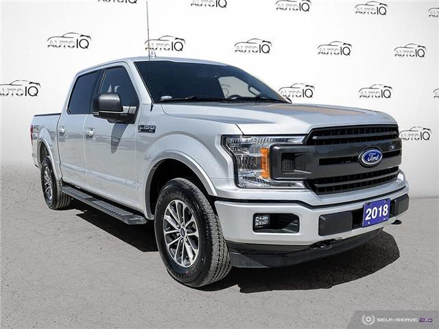 2018 Ford F-150 XLT (Stk: 1218A) in St. Thomas - Image 1 of 30
