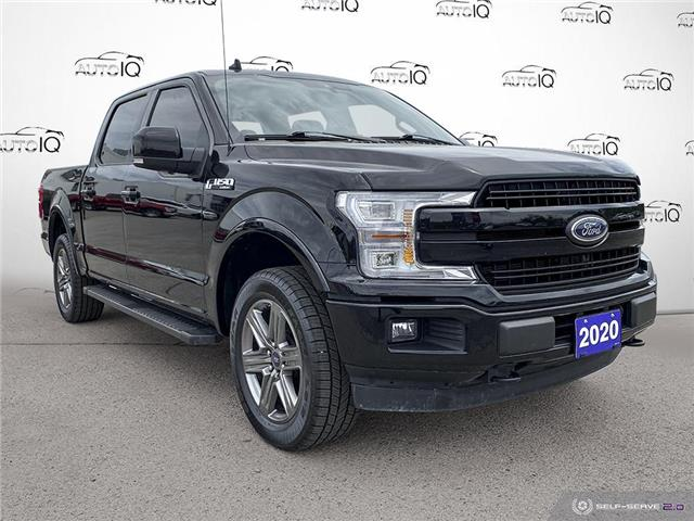 2020 Ford F-150 Lariat (Stk: 1264A) in St. Thomas - Image 1 of 30