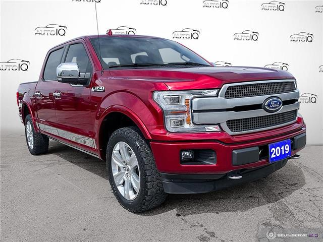 2019 Ford F-150 Platinum (Stk: 1162AX) in St. Thomas - Image 1 of 30