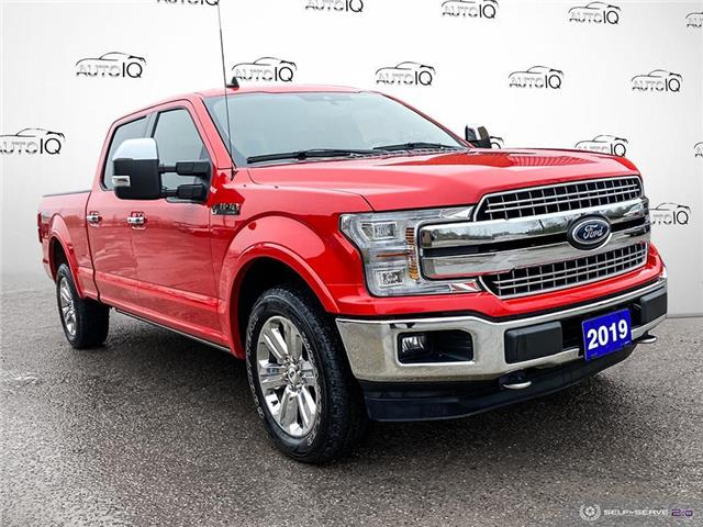 2019 Ford F-150 Lariat (Stk: 1254AX) in St. Thomas - Image 1 of 30