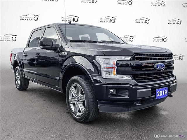 2019 Ford F-150 Lariat (Stk: 1443A) in St. Thomas - Image 1 of 29