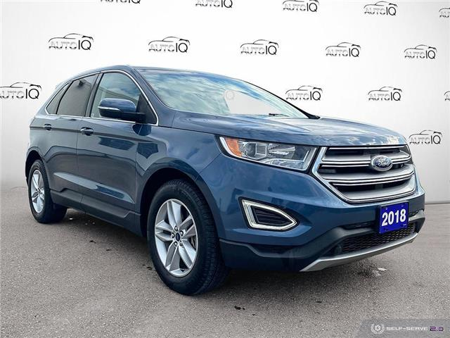 2018 Ford Edge SEL (Stk: 1526A) in St. Thomas - Image 1 of 30