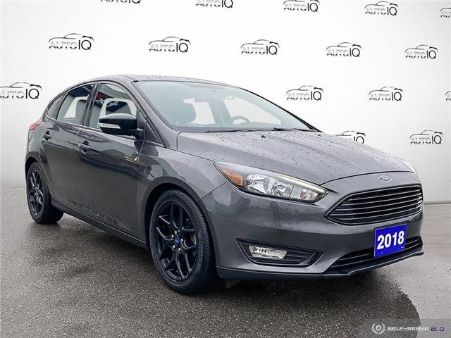 2018 Ford Focus SEL (Stk: 1527A) in St. Thomas - Image 1 of 30