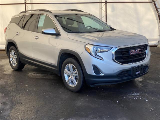2019 GMC Terrain SLE (Stk: 17124A) in Thunder Bay - Image 1 of 15